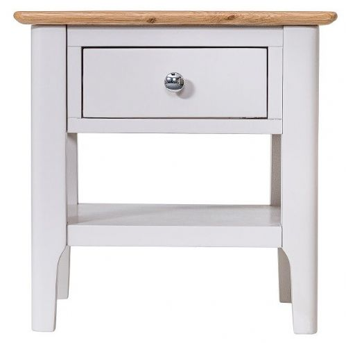 Belmont Painted Lamp Table